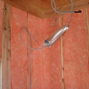 家づくりの流れ 11.断熱材