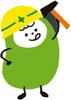 八戸の新築住宅工務店グリーンホームズ(中里石油住宅事業部)イメージキャラ