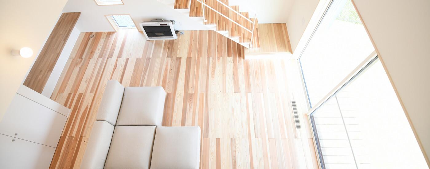 つよくてあったか仕様 G RULE(ジールール)|八戸の新築住宅工務店 グリーンホームズ