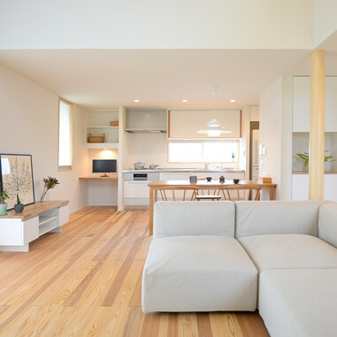 土壁と無垢の家 LIFEBOX|ギャラリー02