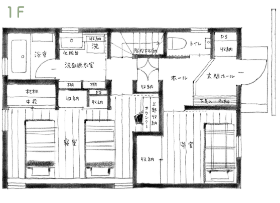 LifeBox MODEL HOUSE モデルハウス モデルハウス間取り