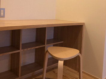【家具】オリジナル造作家具|グリーンホームズ