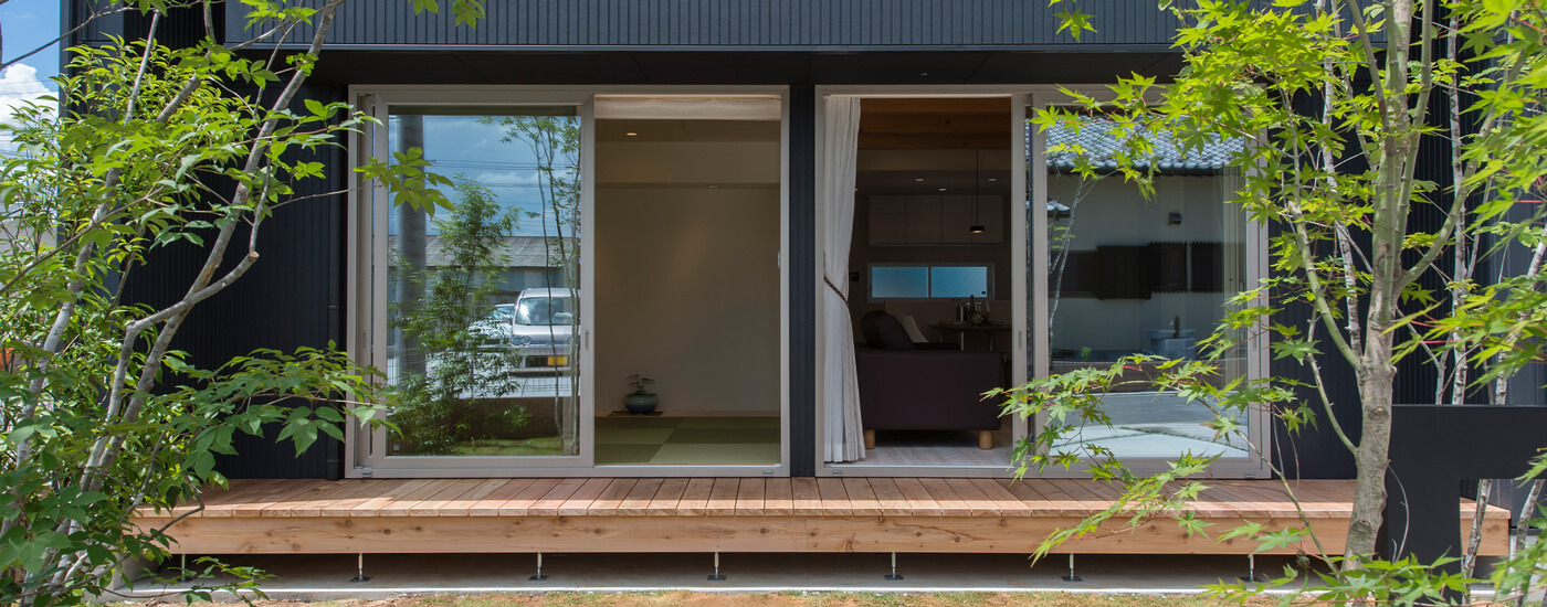WORKS 施工事例|八戸の新築住宅工務店 グリーンホームズ