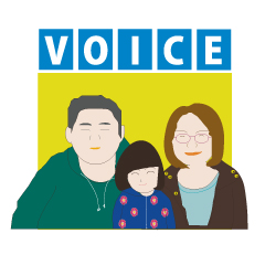 VOICE A様ご家族 | 八戸の新築 グリーンホームズ