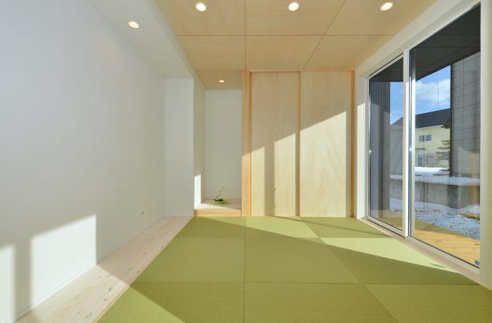 グリーンホームズ モデルルーム⑦ | 八戸の新築 グリーンホームズ