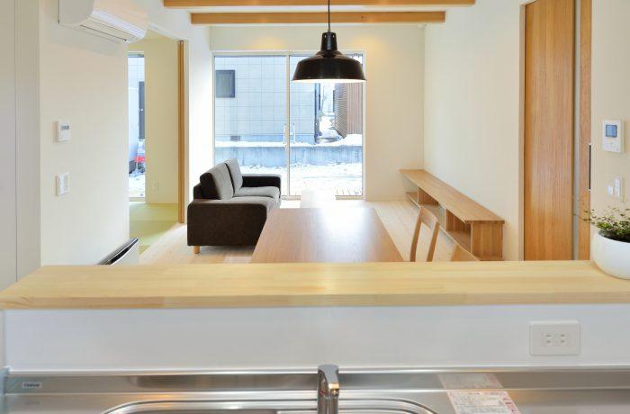 グリーンホームズ モデルルーム ⑥| 八戸の新築 グリーンホームズ