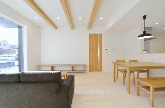 グリーンホームズ モデルルーム④ | 八戸の新築 グリーンホームズ
