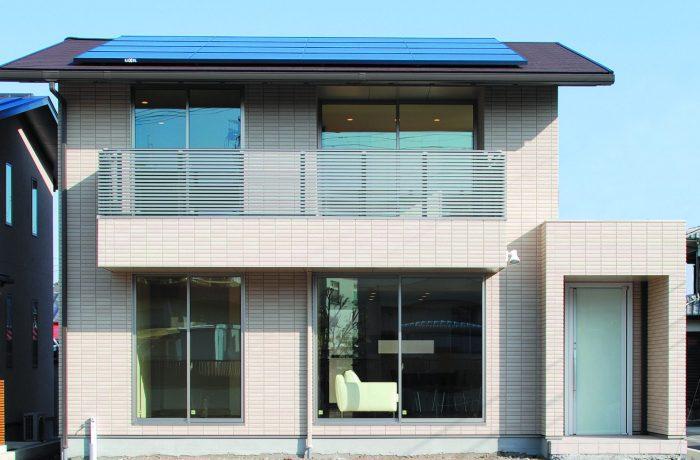 LifeBox外観② | 八戸の新築 グリーンホームズ