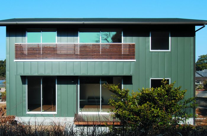 LifeBox外観⑤ | 八戸の新築 グリーンホームズ