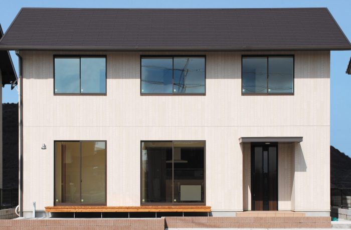LifeBox外観④ | 八戸の新築 グリーンホームズ
