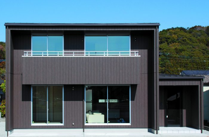 LifeBox外観⑲ | 八戸の新築 グリーンホームズ