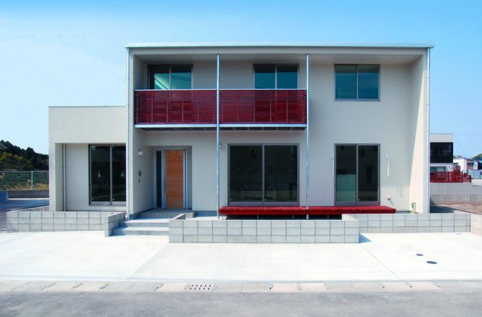 LifeBox外観⑧ | 八戸の新築 グリーンホームズ