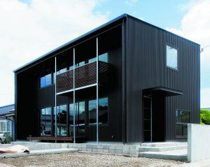 LifeBox外観⑩ | 八戸の新築 グリーンホームズ