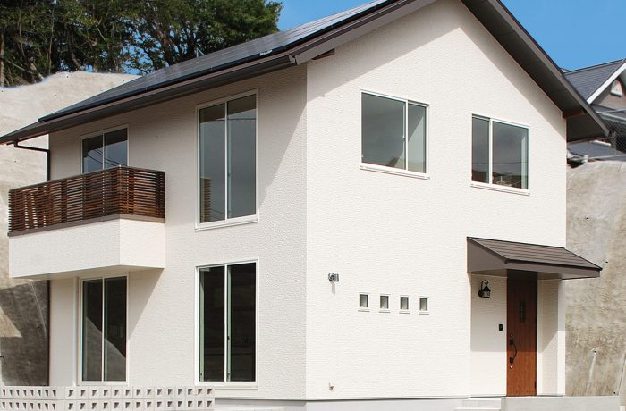 LifeBox外観⑥ | 八戸の新築 グリーンホームズ