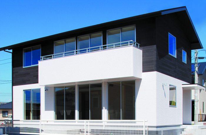 LifeBox外観③ | 八戸の新築 グリーンホームズ