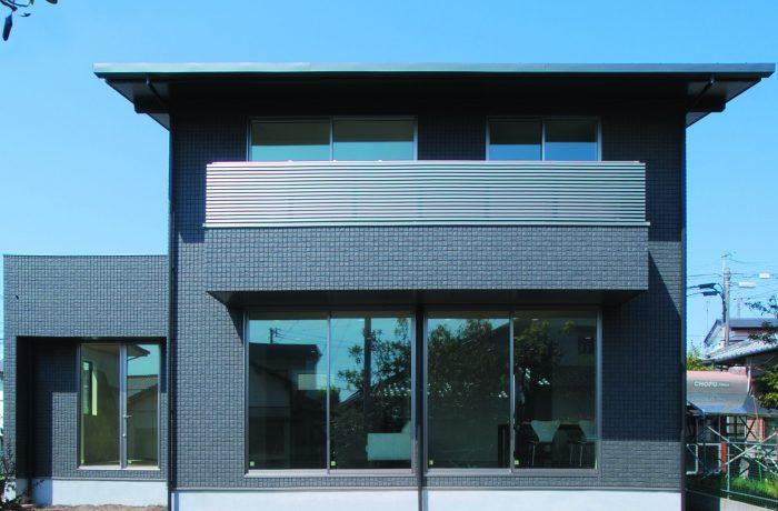LifeBox外観① | 八戸の新築 グリーンホームズ