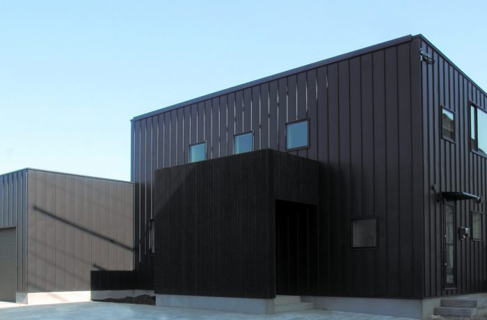 LifeBox外観⑯ | 八戸の新築 グリーンホームズ
