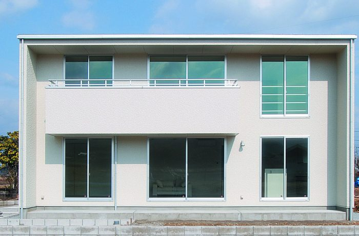 LifeBox外観⑪ | 八戸の新築 グリーンホームズ