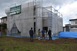構造見学会 | 八戸 注文住宅 グリーンホームズ