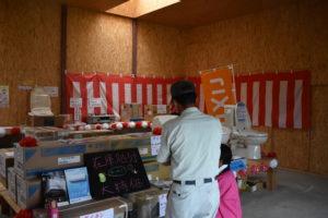 グリーンホームズ 夏祭り|八戸市 注文住宅