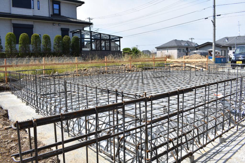 八戸市 新築住宅 基礎工事|八戸市 新築住宅