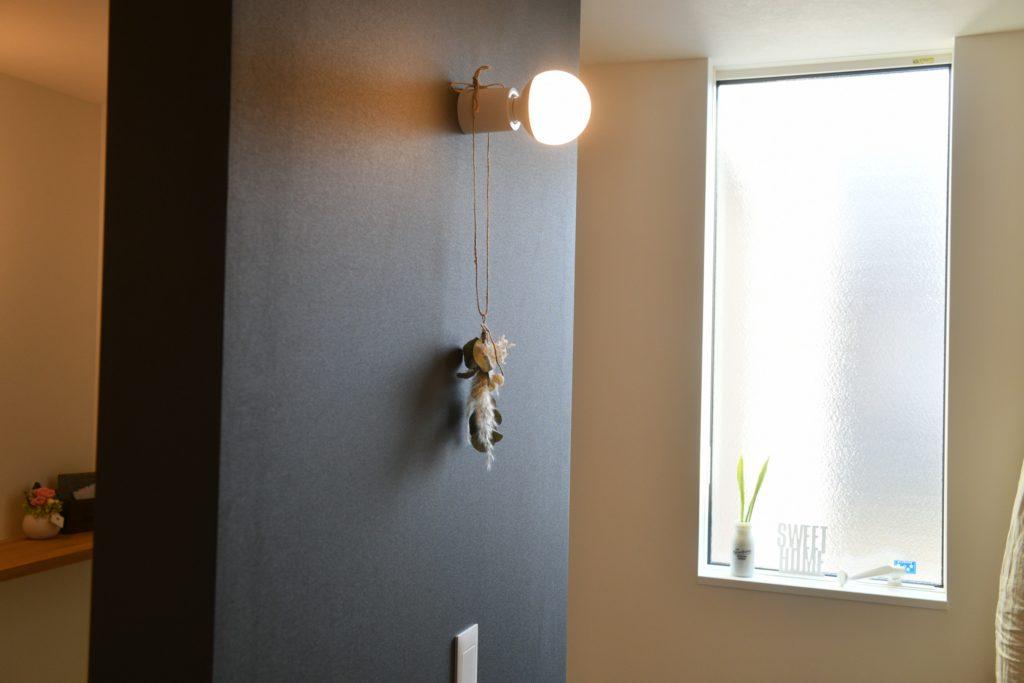 玄関間仕切り壁 八戸市 平屋