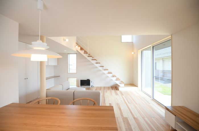 おいらせモデルハウス|八戸市 新築住宅