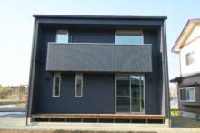 八戸市の新築住宅の外観|八戸市 工務店