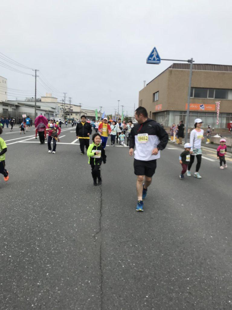 うみなこマラソン|八戸市 完成見学会