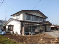 大型リフォーム前の写真 八戸市 工務店