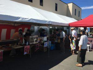 夏祭り 屋台|八戸市 工務店