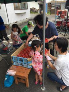 夏祭り さくらんぼ|八戸市 新築住宅