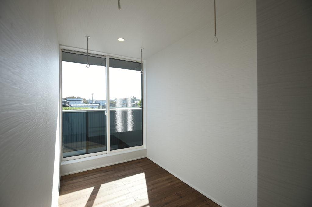 新築のドライルーム|八戸市 新築住宅