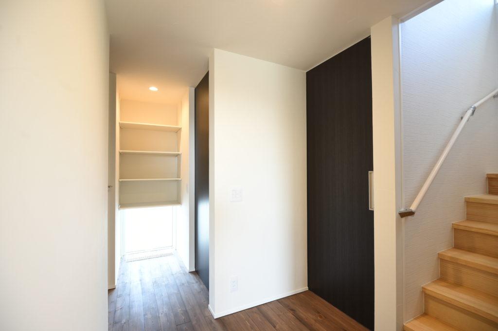 新築住宅の収納|八戸市 完成見学会