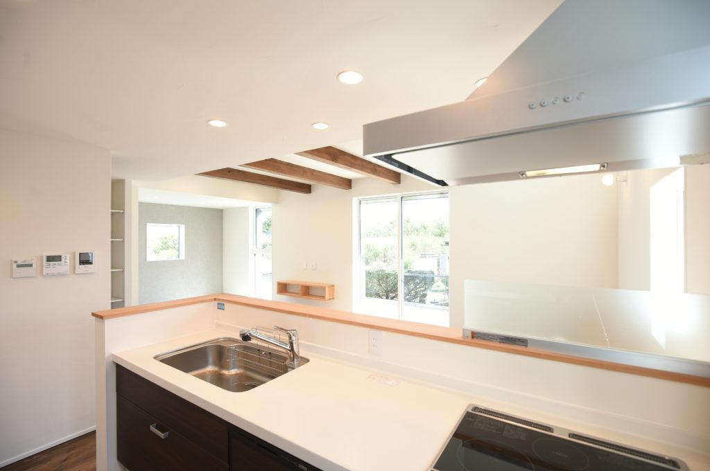 新築住宅のキッチン|八戸 新築
