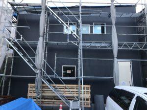 新築の外壁|八戸市 注文住宅