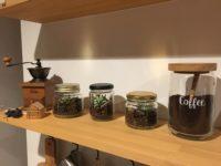 コーヒー豆テラリウム|八戸市 工務店