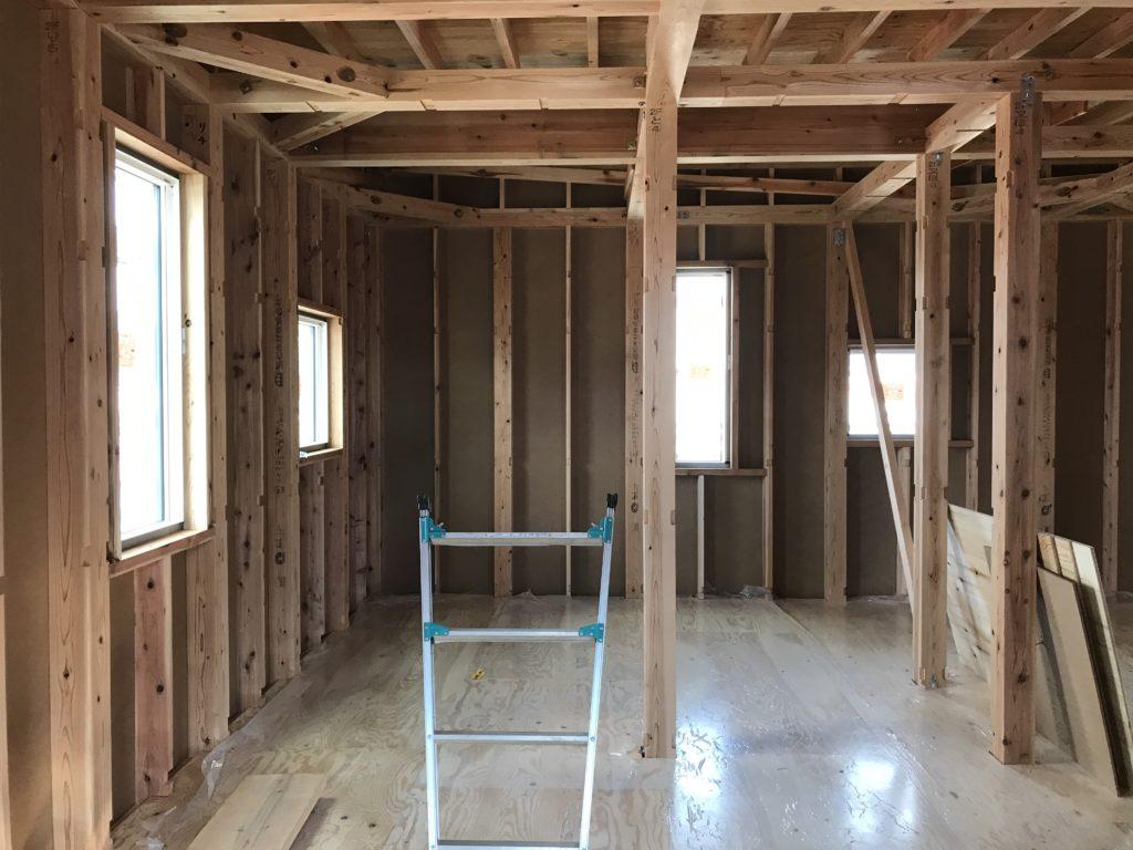 八戸市 新築住宅の内部工事|八戸市 工務店