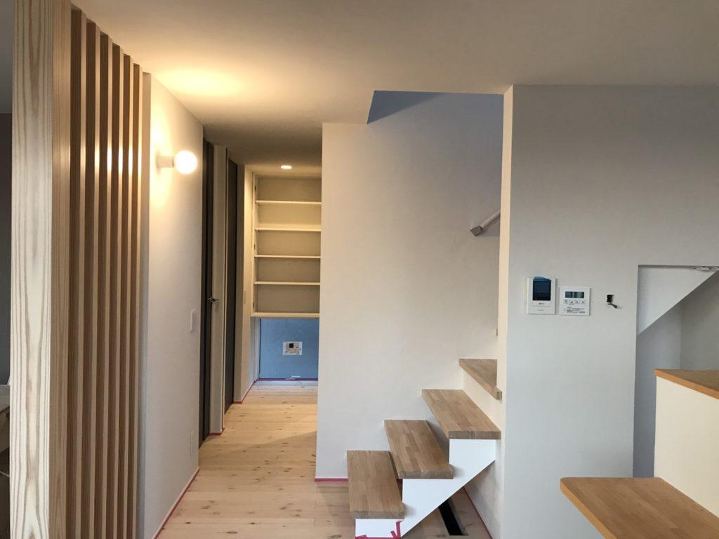 八戸市新築住宅リビング|八戸市 工務店