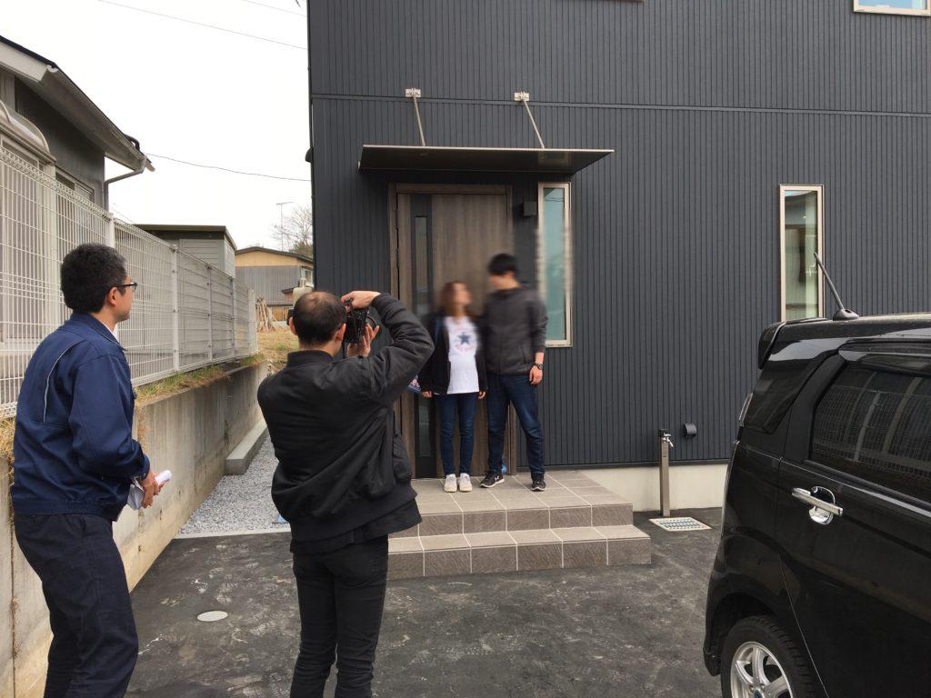 カメラマンによる撮影 八戸市 新築注文住宅