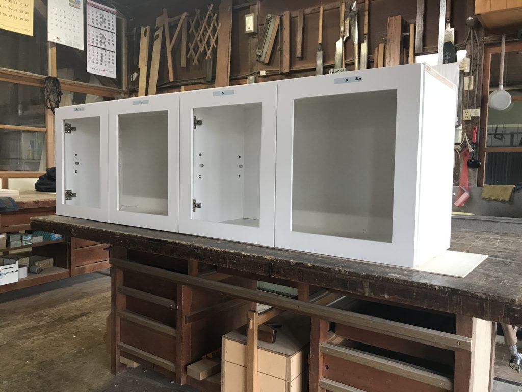 新築注文住宅の造作家具|八戸市 工務店