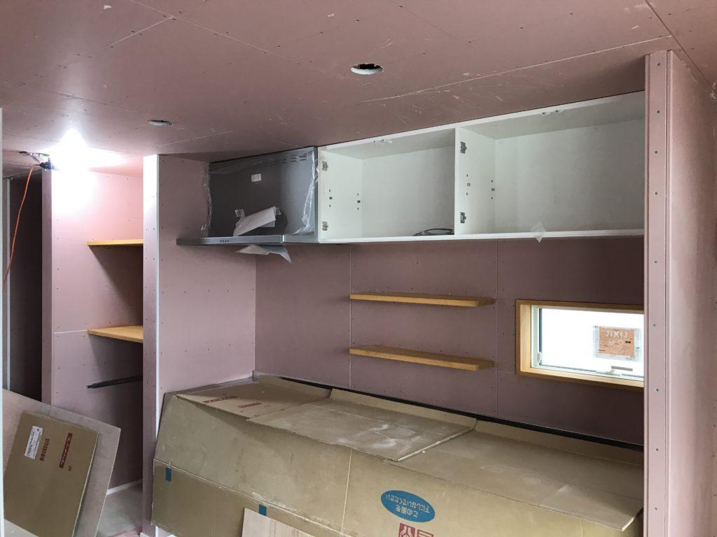 新築注文住宅の造作機家具|八戸市 工務店