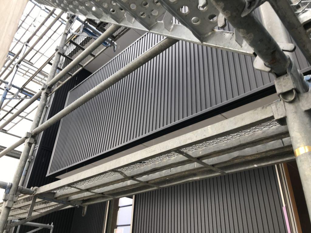 ガルバリウム鋼板|八戸市 新築住宅