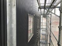 ガルバリウム鋼板の外壁材|八戸市 工務店