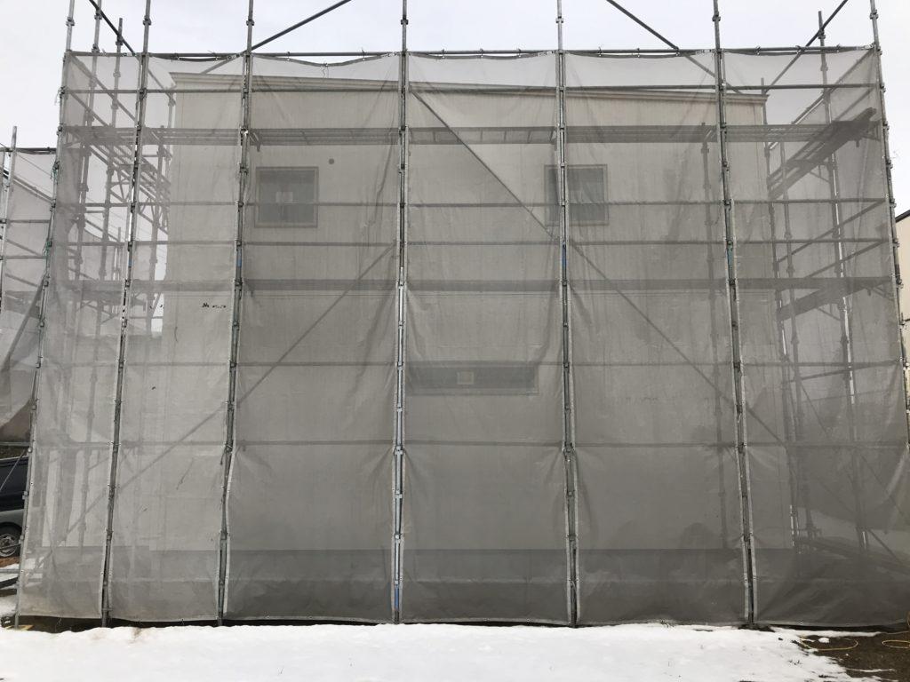 八戸市南白山台の外壁|八戸市 工務店