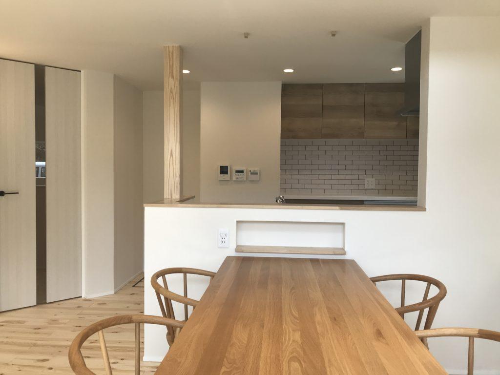 八戸市吹上新築住宅のクロス|八戸市工務店