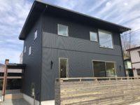 八戸市吹上の新築住宅外観|八戸市 工務店