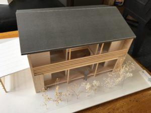 住宅模型|八戸市 新築住宅