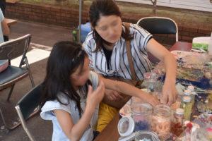 夏祭り ワークショップ|八戸市 新築住宅