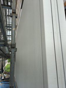五戸町 上市川S様邸の外壁の色|八戸市 工務店